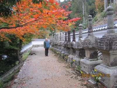 先祖の足跡を訪ねて −6代目京極高詮の墓所&菩提寺「能仁寺」遺跡(米原)−|「生命と微量元素」講座<荒川泰昭>