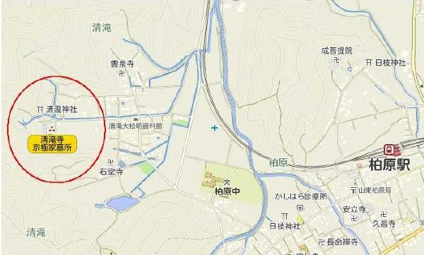 先祖の足跡を訪ねて -6代目京極...